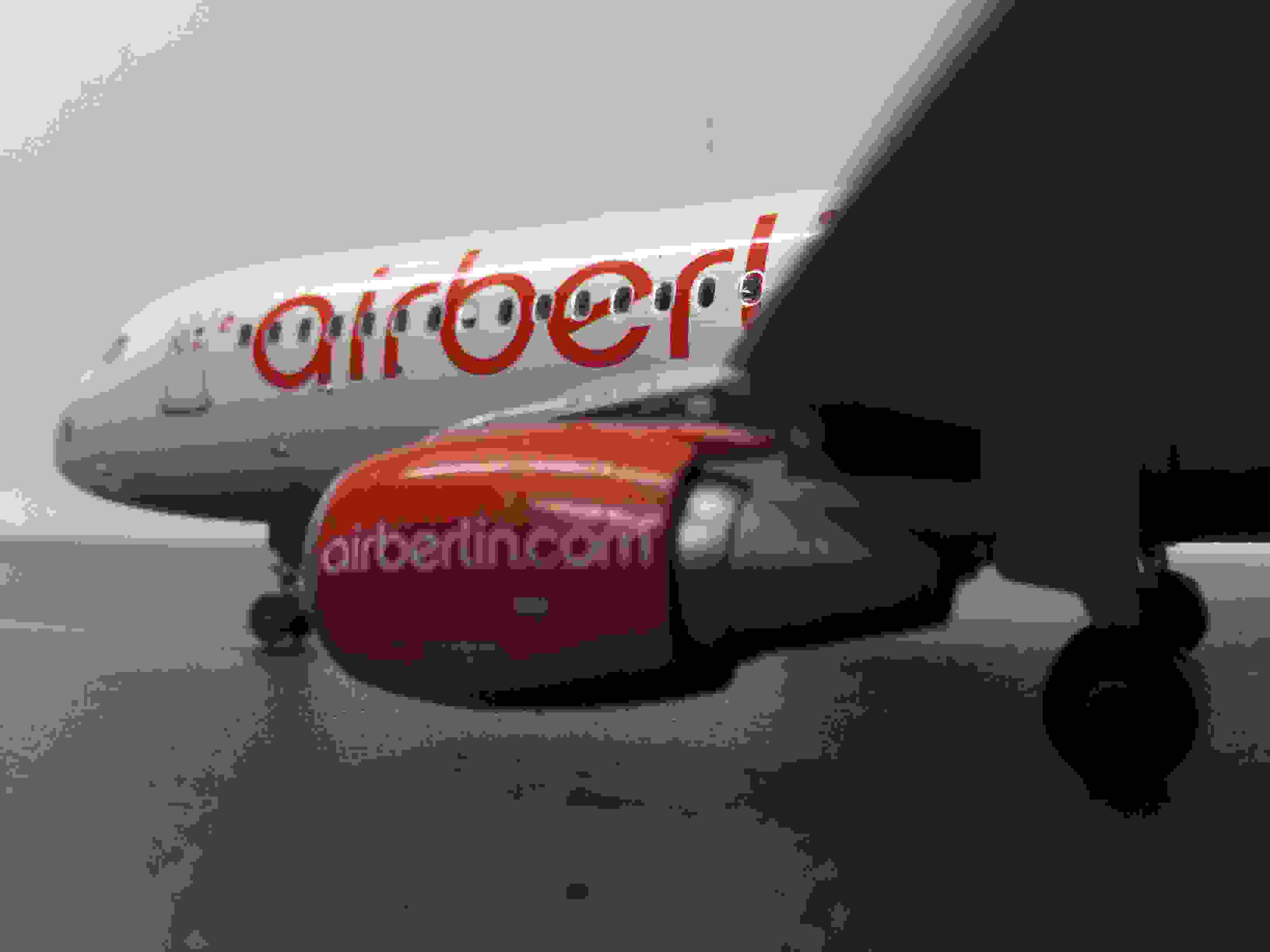 Poker rond airberlin