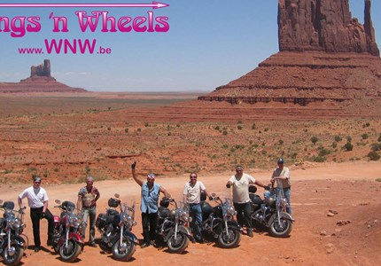 Wings 'n Wheels Motorhome-Campervans Motorbikes