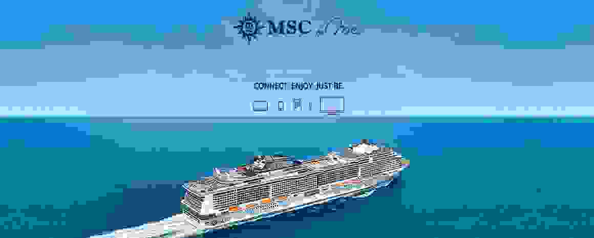 MSC Cruises lanceert MSC FOR ME