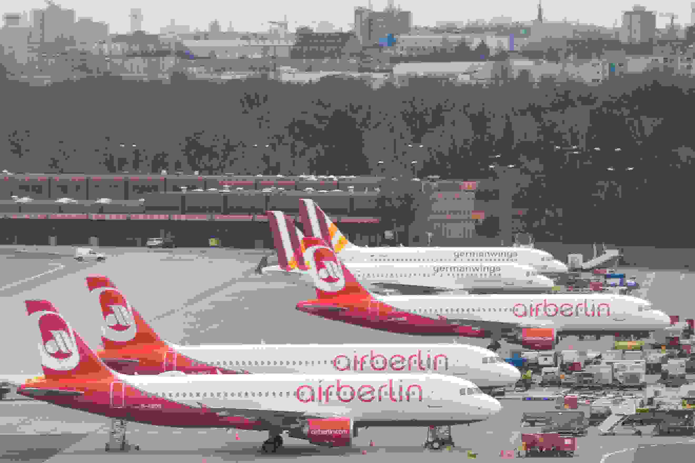 Air Berlin Benelux Team
