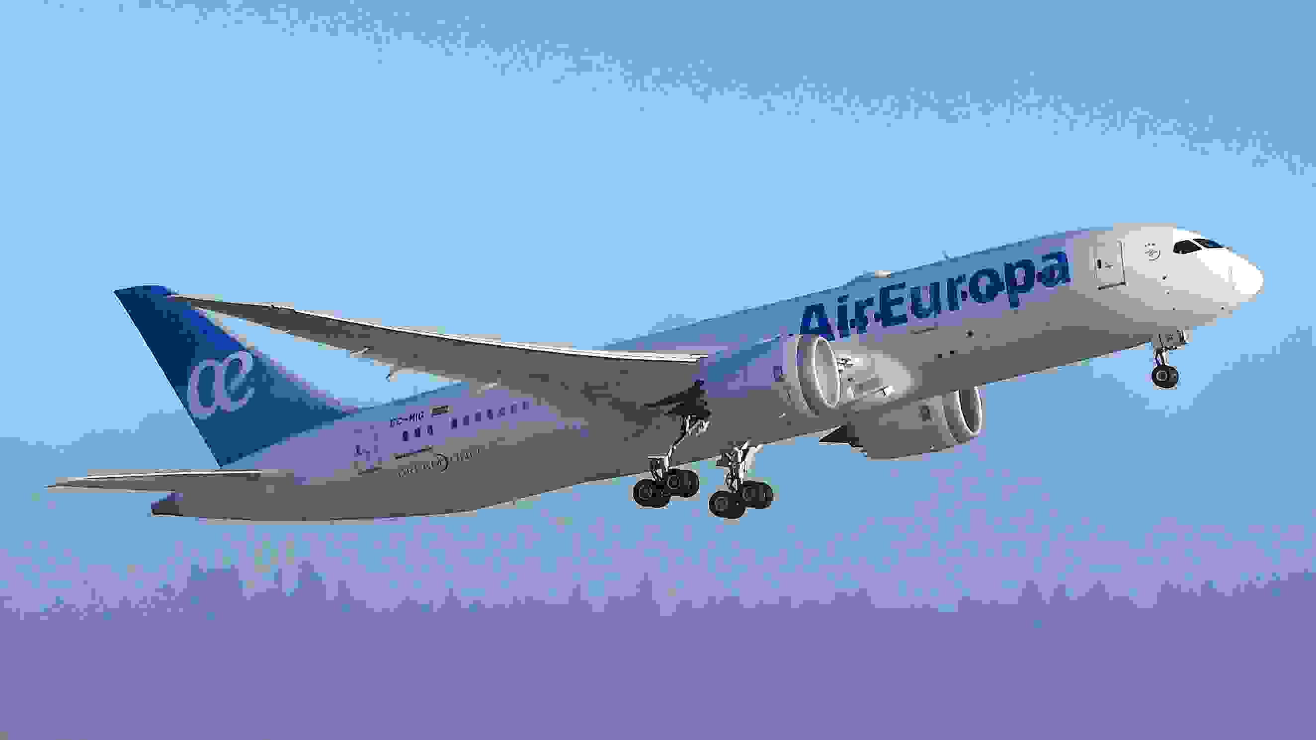 Air Europa in Argentinië