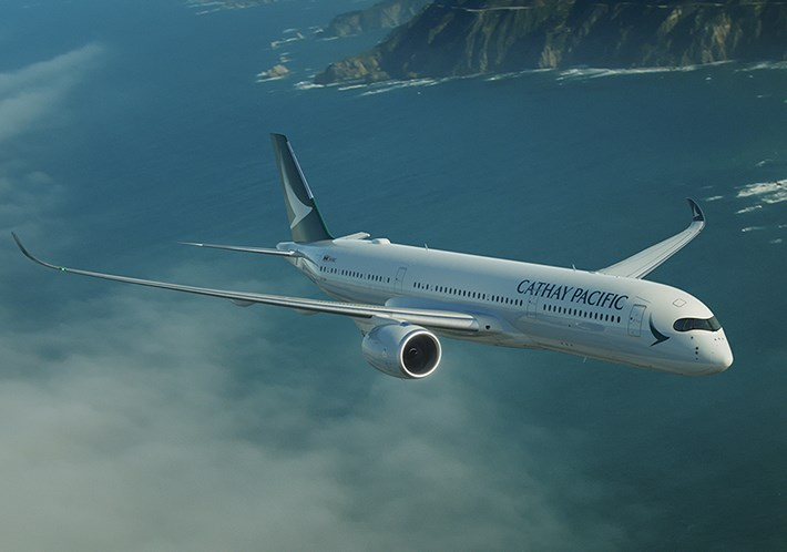 Cathay Pacific increases services to Europe