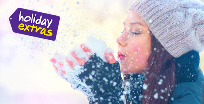 De winterspecials van Holiday Extras!