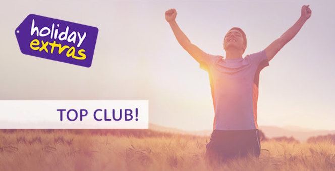 Top club Holiday Extras!