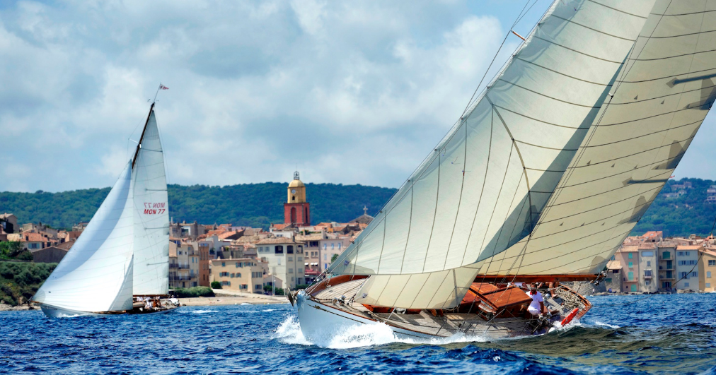 Star Clippers @ St. Tropez