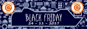 BLACK FRIDAY met MSC Cruises!