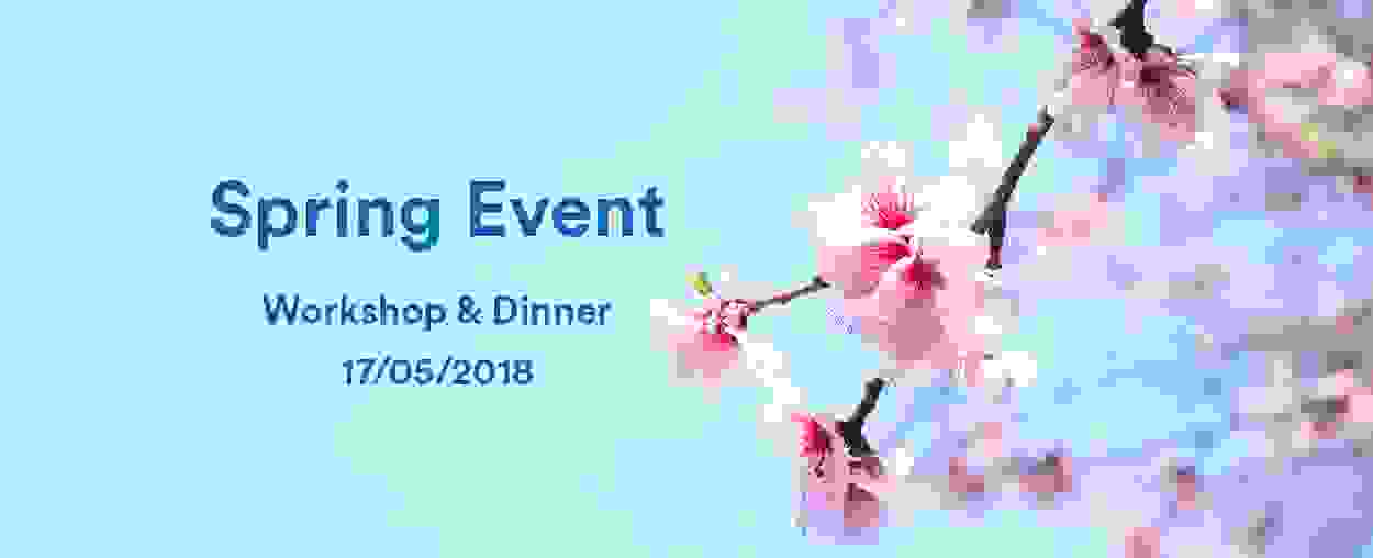 Spring Event NMBS