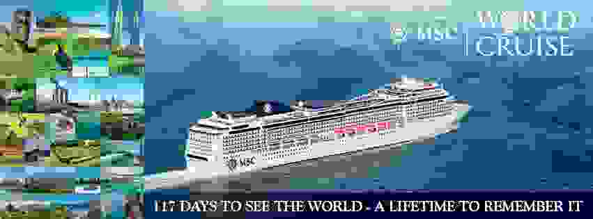 MSC Wereldcruise