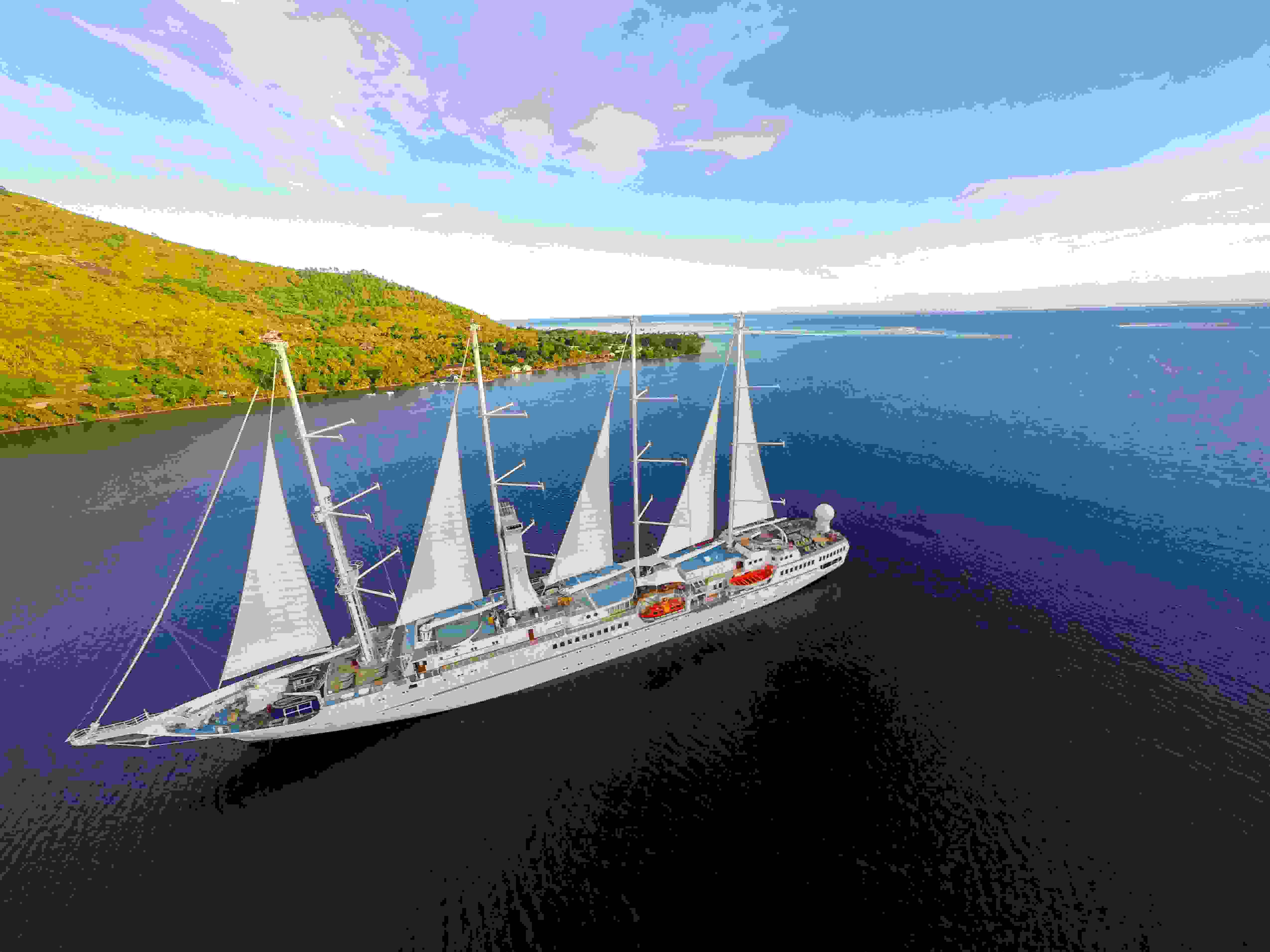 NEW Itineraries in The South Pacific - Wind Spirit