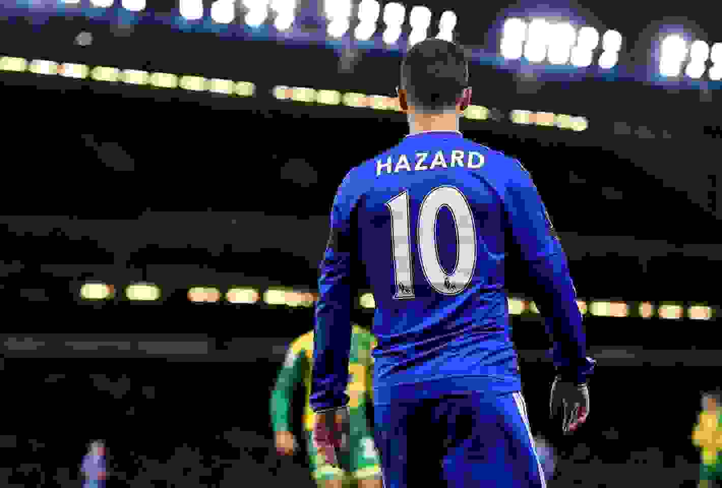 Eden Hazard + Londres = Travel2Sports