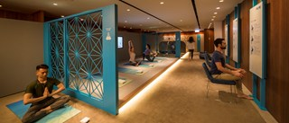 Cathay Pacific opent The Sanctuary