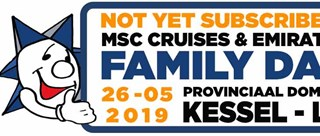 MSC Family Day is coming!