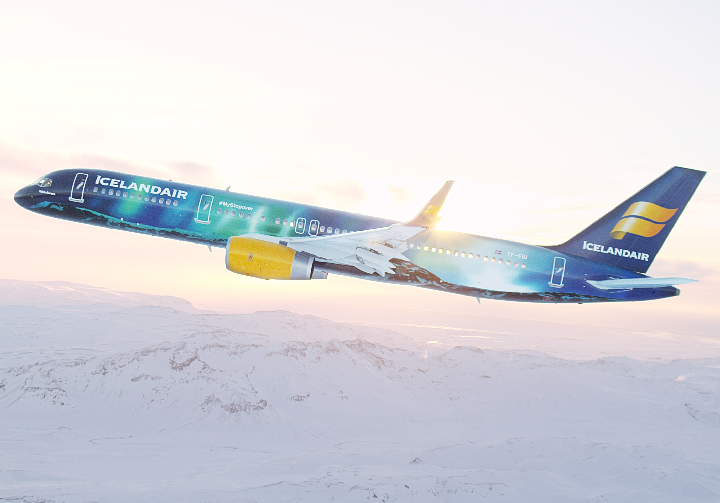 Icelandair breidt winter Brussel-Reykjavik uit