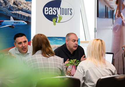 EasyTours: White Label voor B2B-Partners