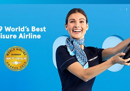 Air Transat - Beste Leisure Airline ter Wereld