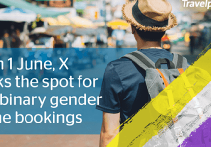 "New ""X"" booking code commences on 1 June 2019"