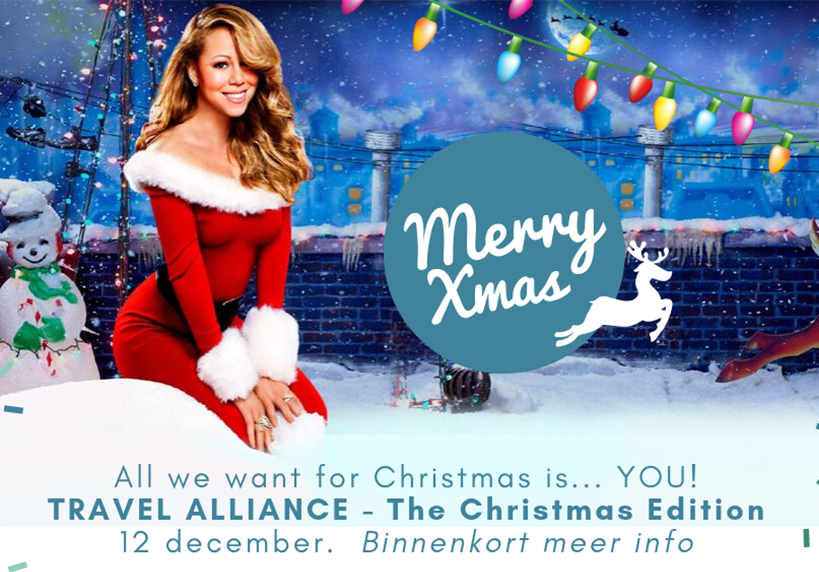 Travel Alliance in Kerststemming