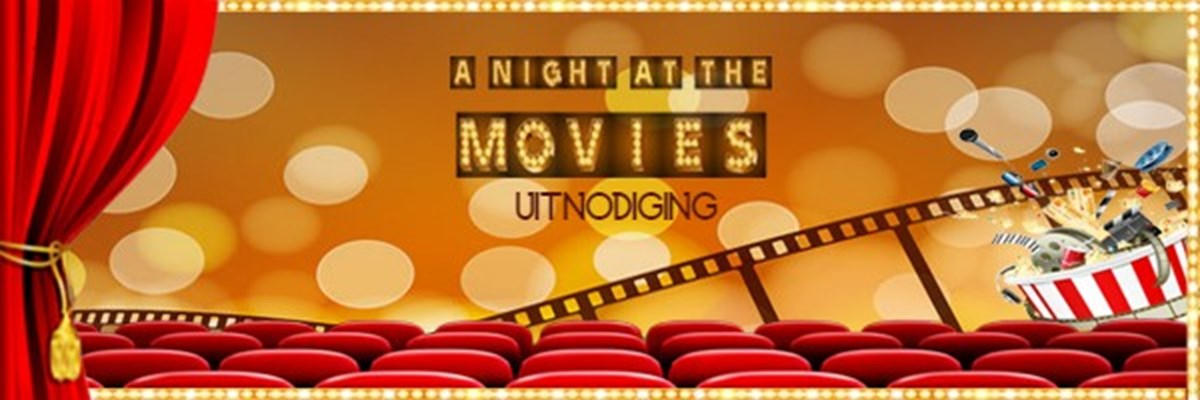 Uitnodiging: A Night At the Movies