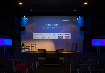 360° Event: PUNCH! Nederland