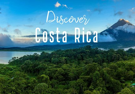 ✈ Destination du mois: Costa Rica