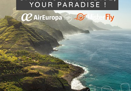 OH MY DEALS : Air Europa !