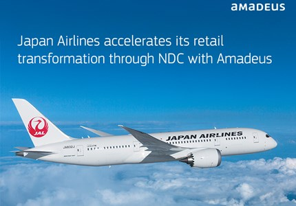 Japan Airlines rejoint le programme NDC [X]