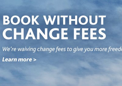 Book Without Change Fees
