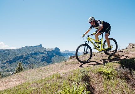 Mountainbike Vakanties in Spanje