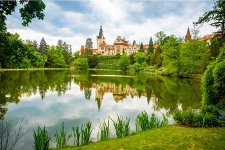 Travolon Park Průhonice