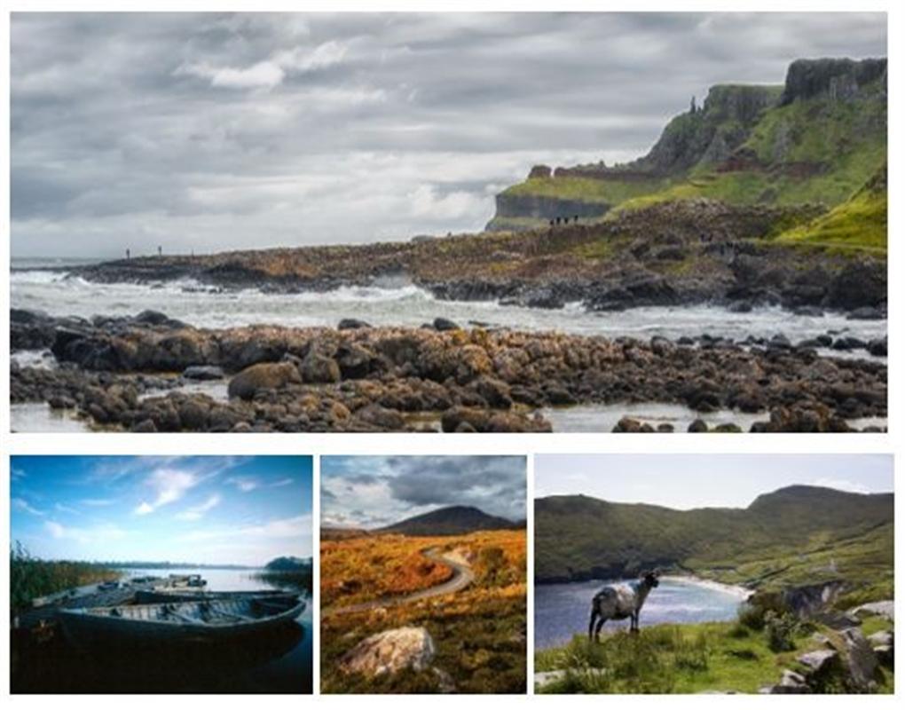 Ierland Toerisme op Instagram