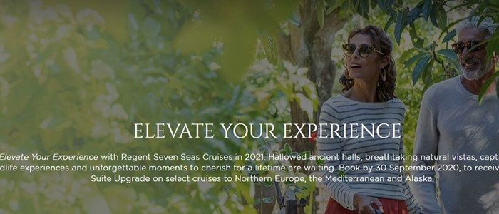 Elevate Your Experience met Regent