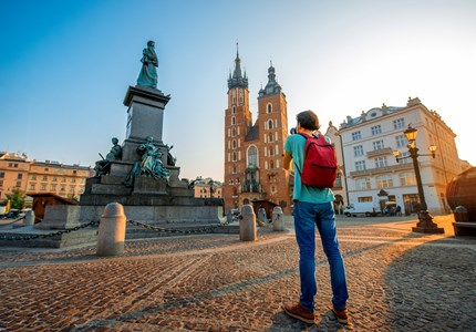 Connecion directe Luxemburg – Cracovie !