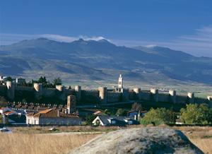 Travolon Spanje Ávila