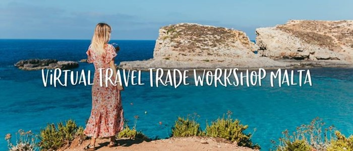 Virtual Travel Trade Workshop Malta