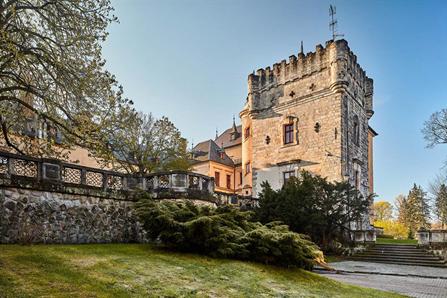 Travolon Polen Kliczków kasteel