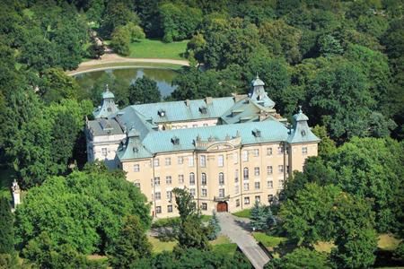 Travolon Polen Rydzyna kasteel