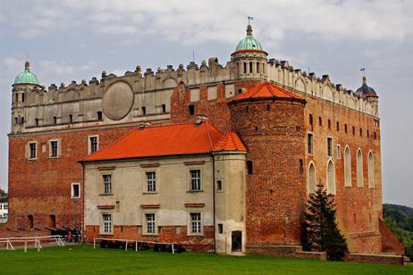 Travolon Polen Golub-Dobrzyn kasteel