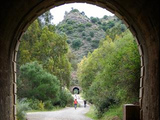 Travolon Spanje Via Verde de la Sierra