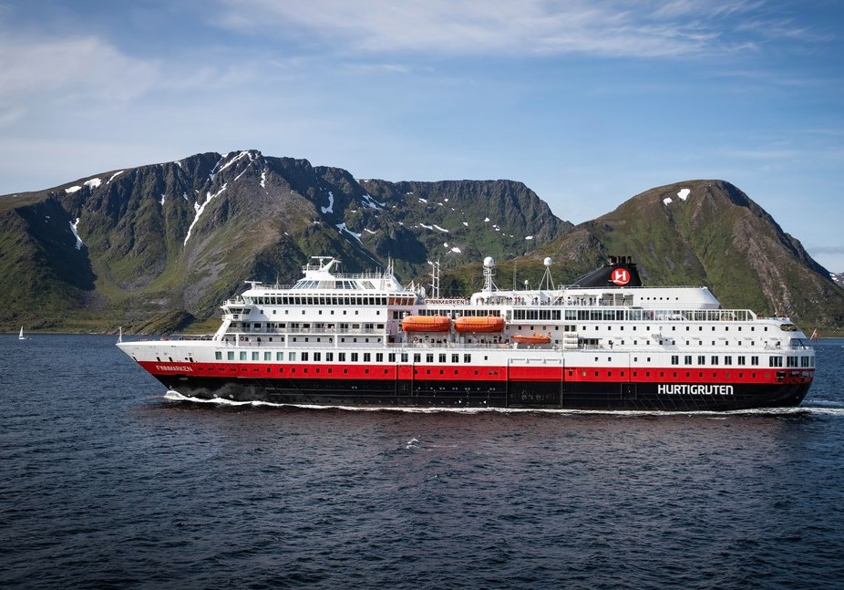 Hurtigruten en Havila cruises