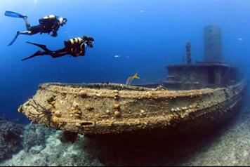 Travolon Monte Christi Underwater