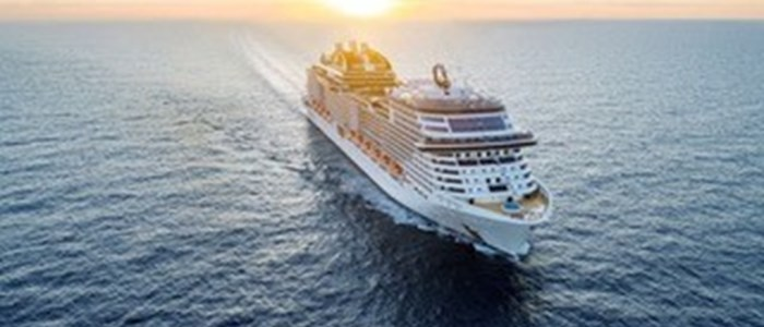 MSC CRUISES ZET MSC VIRTUOSA IN
