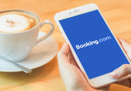 Booking.com is reisagent