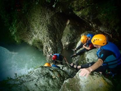Travolon Jarabacoa canyoning