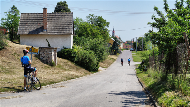Travolon Fietsen Zuid-Moravië