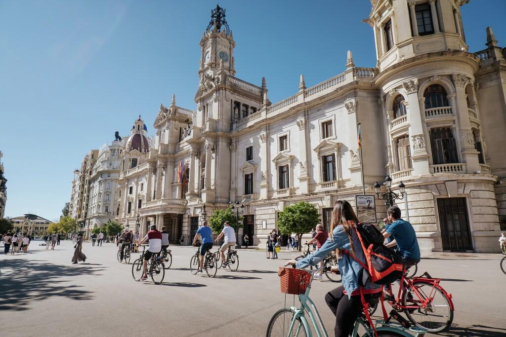 Travolon Plaza del Ayuntamiento