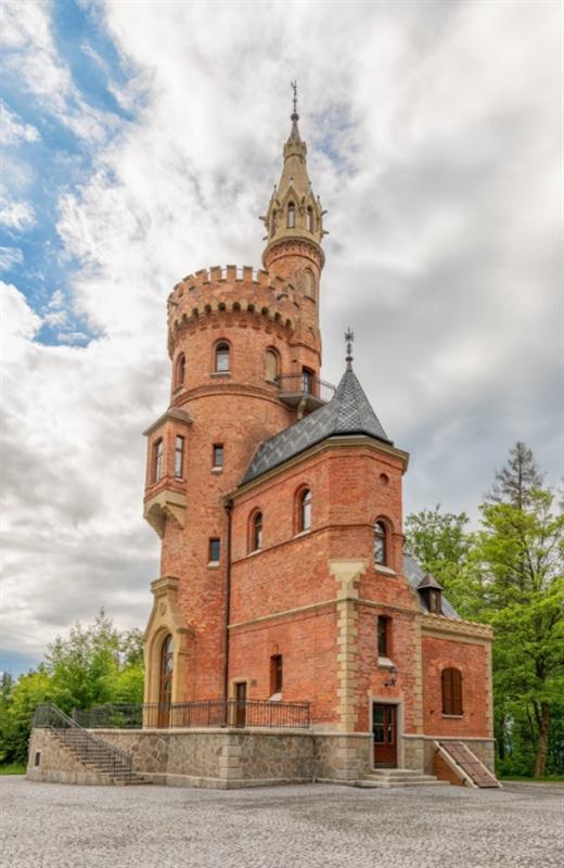 Travolon Karlovy Vary uitkijktoren