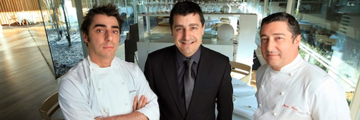 Catalaans restaurant El Celler de Can Roca 's werelds beste.