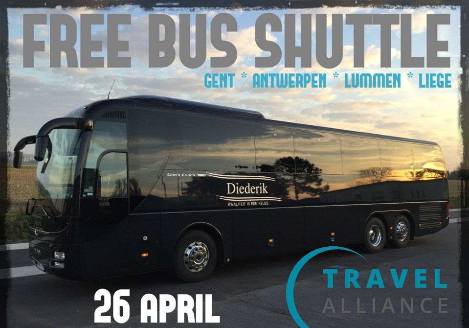Travel Alliance : gratis busdienst