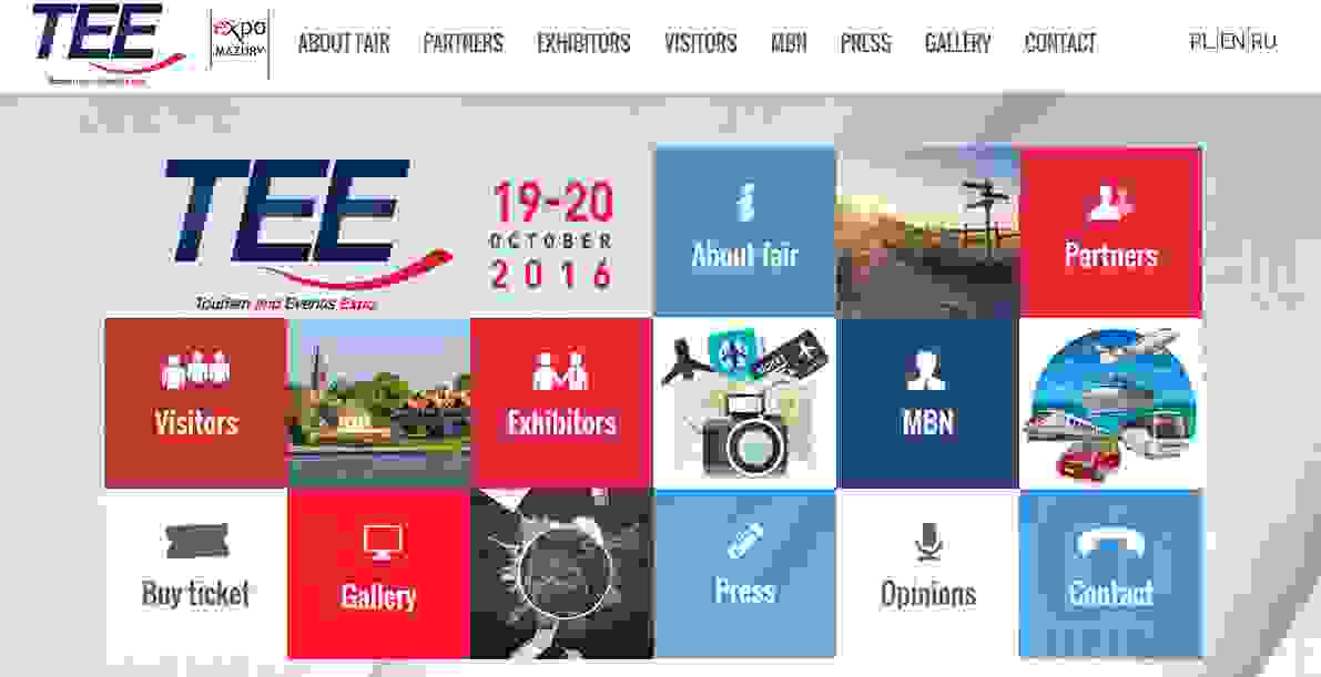 Tourism and Events Expo, 19-20 oktober