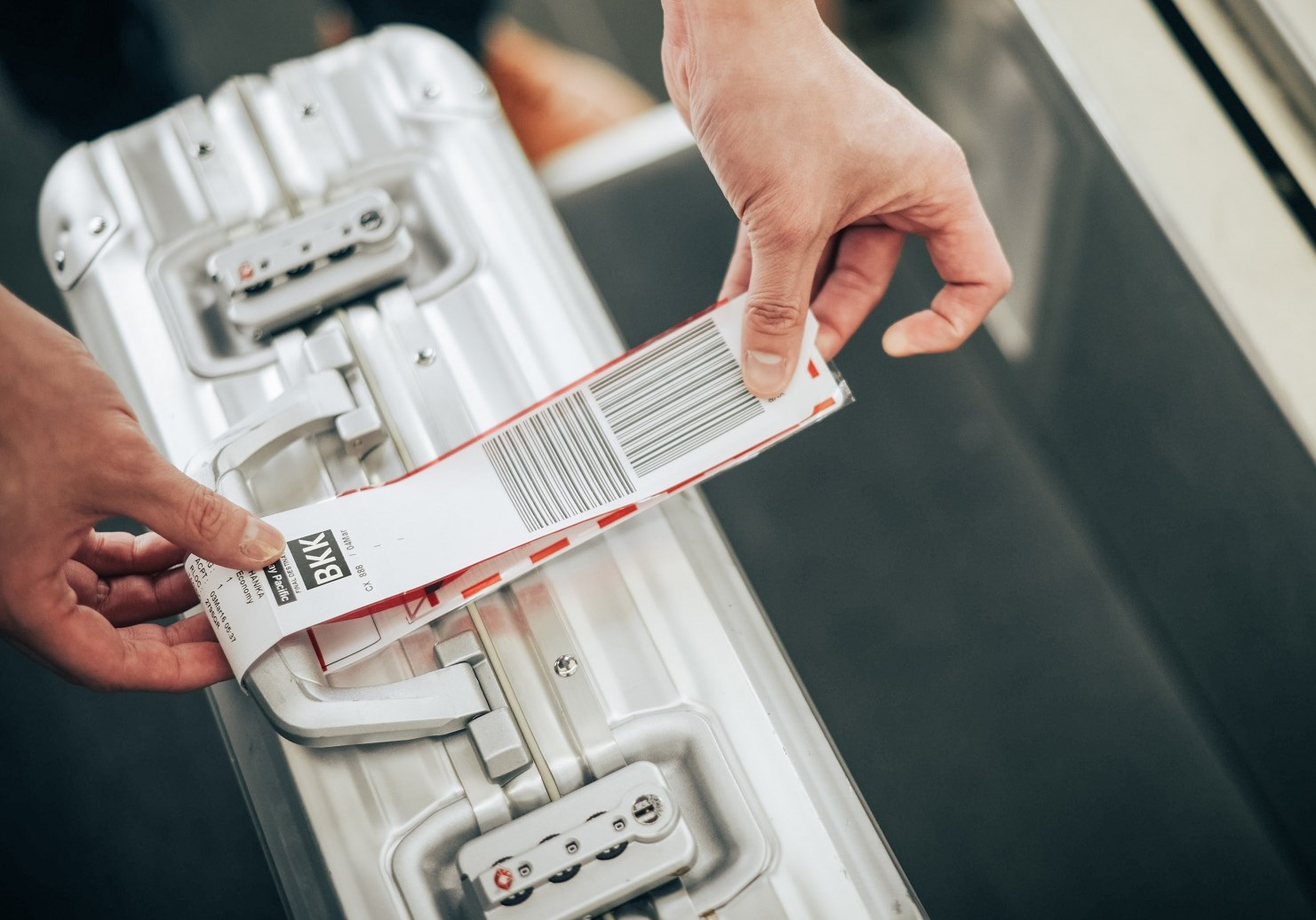 Cathay Pacific neemt Self Service Bag Drop systeem